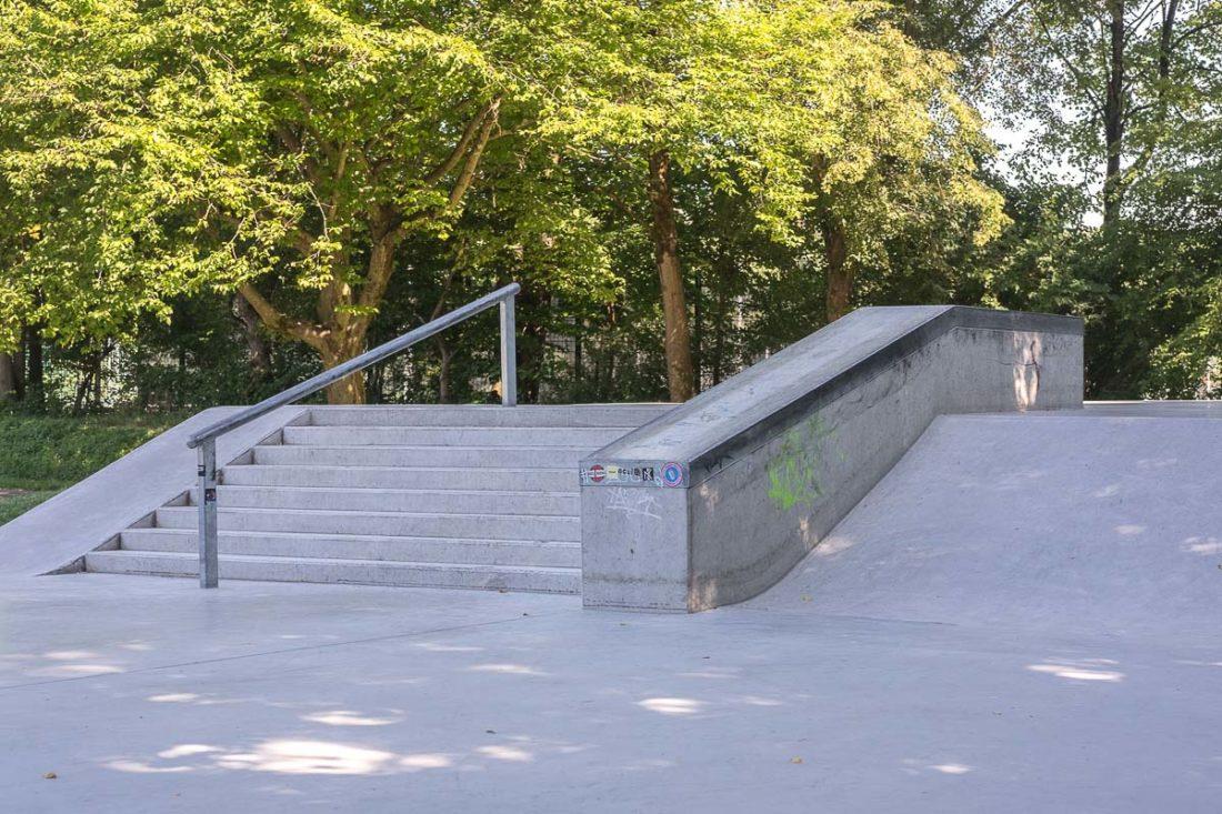 Wacker-Skatepark