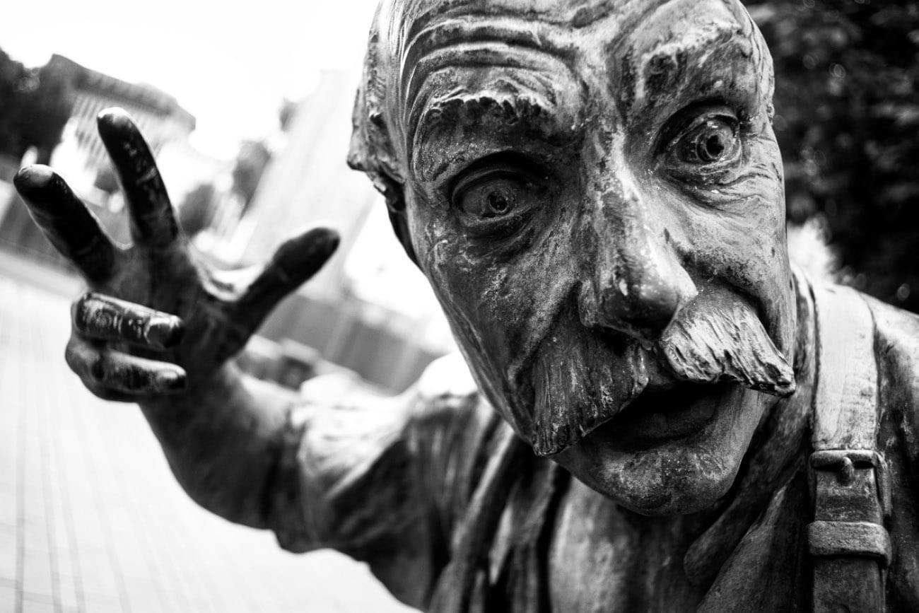 statue-duesseldorf