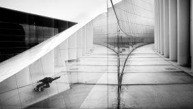 28mm monochrome – 1 Place de l'Europe