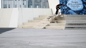 Mark Frölich – All for Skateboarding